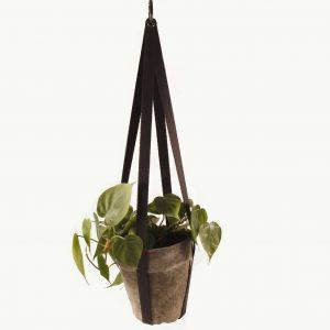 plantenhanger leer