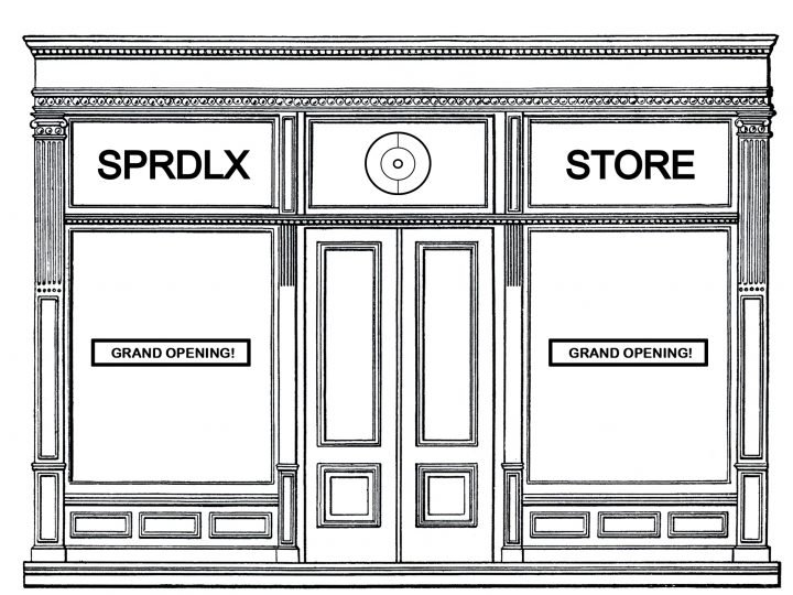 opening SPRDLX store