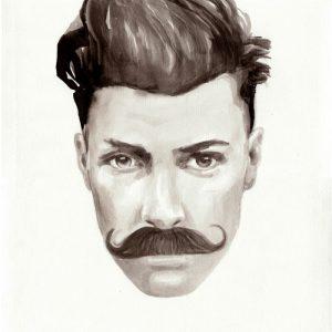 gentleman portrait