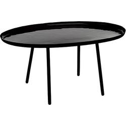 zwart salontafel
