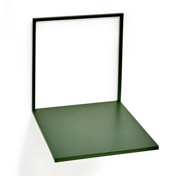 wandplankje groen